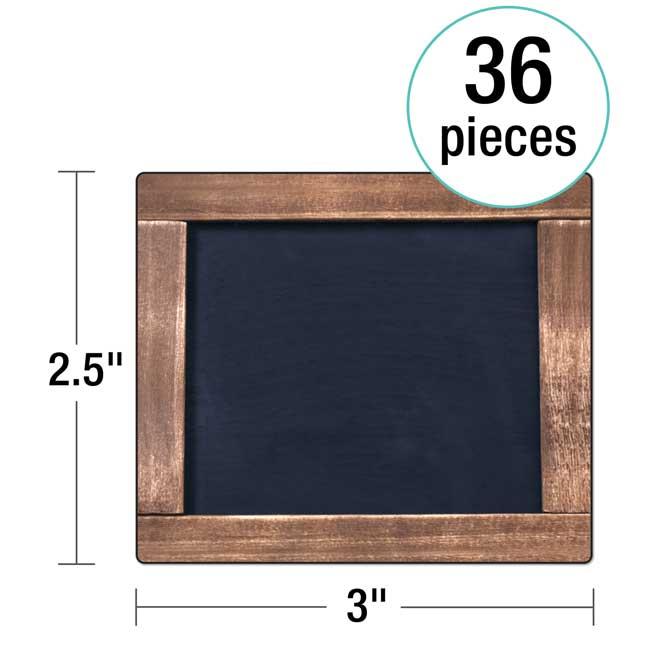Chalkboard Mini Cutouts