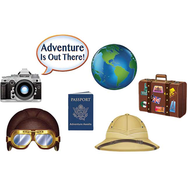 Around The World Classroom DÉcor Collection