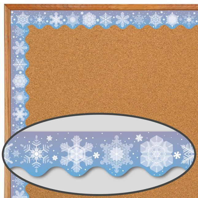 Seasonal Border Trim Bundle – 4-Pack