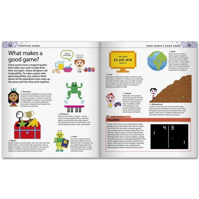 Coding Games In Scratch - 1 book
