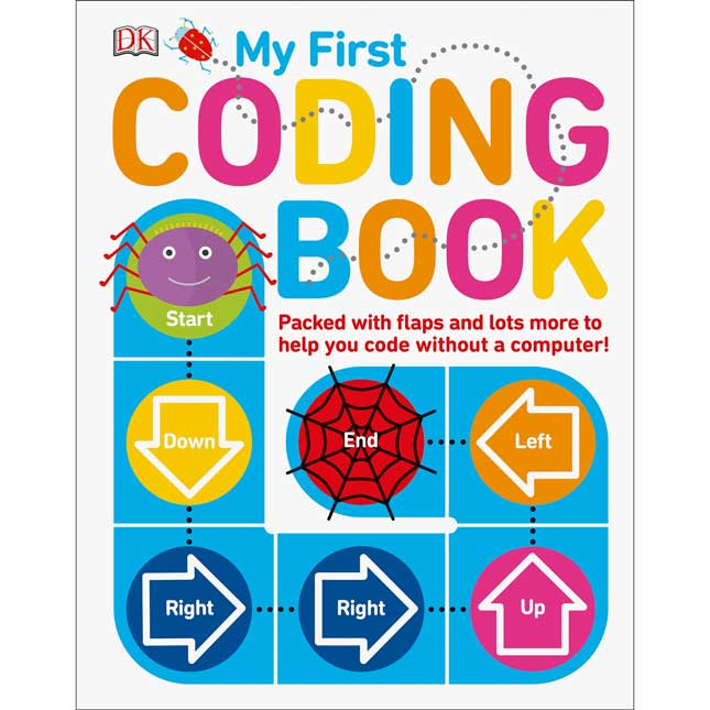 My First Coding Book - 1 book