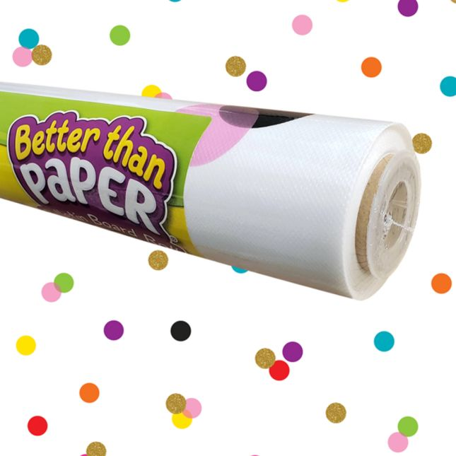 Confetti Better Than Paper - 1 roll of fabric_0
