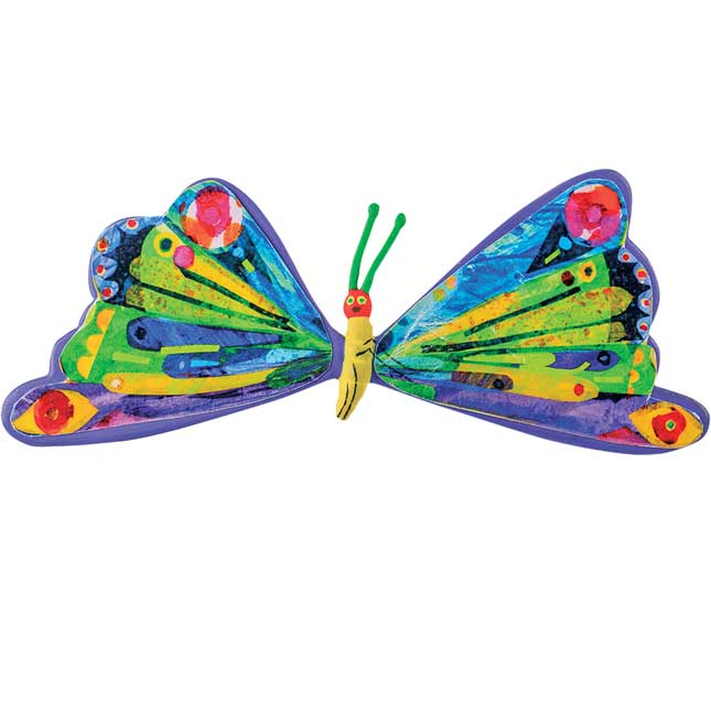 The Very Hungry Caterpillar Life Cycle Figurines