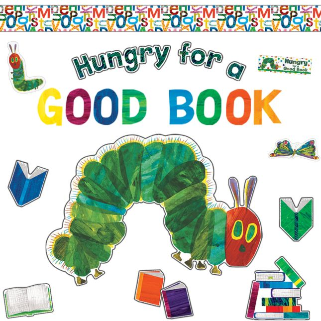 The Very Hungry Caterpillar Hungry For A Good Book Classroom Set