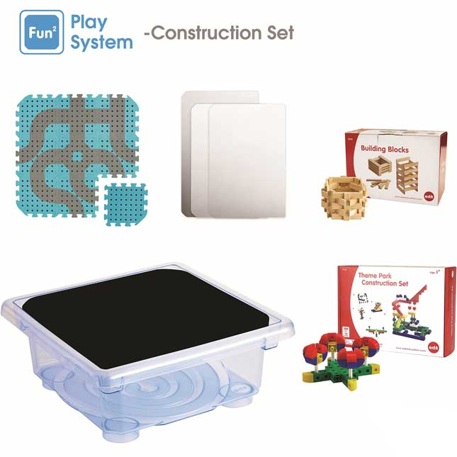 Fun2 Play System - Construction Set