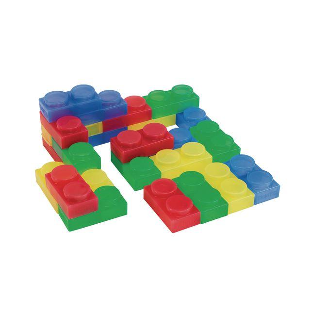 SiliShapes® Soft Bricks