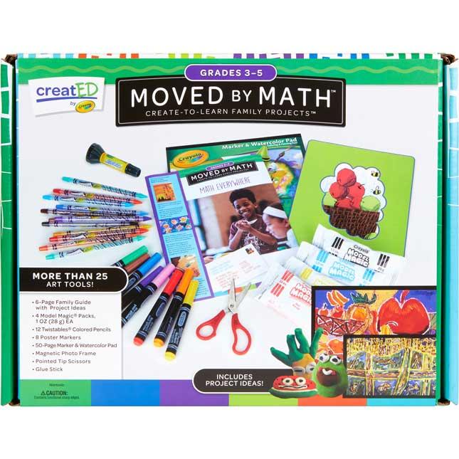 Math Everywhere - 1 multi-item set
