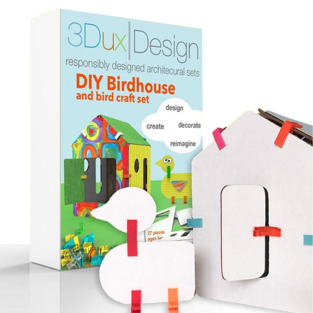3Dux - The Birdhouse