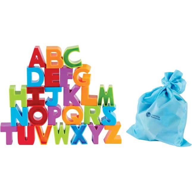 Letter Blocks - 36 letter blocks