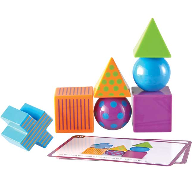 Mental Blox - 20 blocks, 20 activity cards