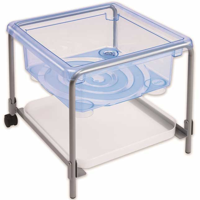 """Fun2 Play 23"""" Activity Stand With Activity Tray"""