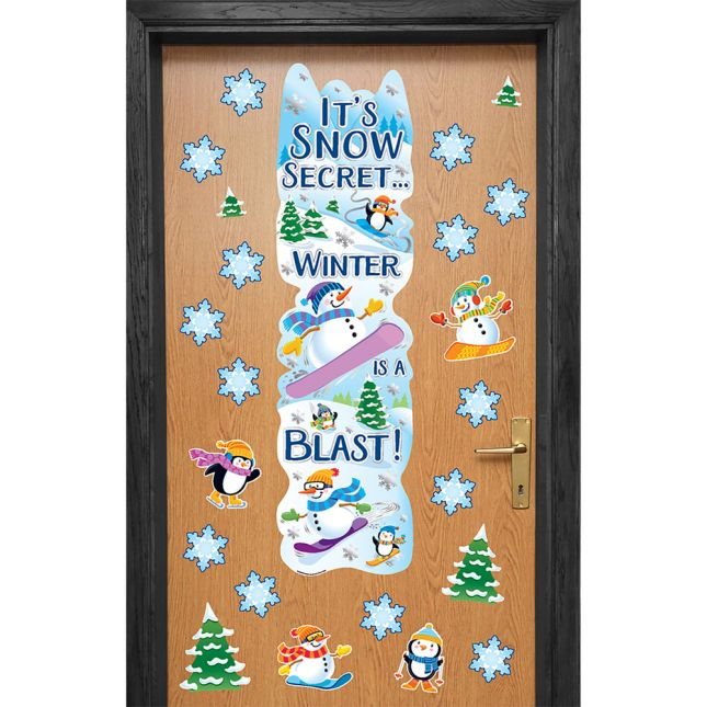 Seasonal Door Decor Kit