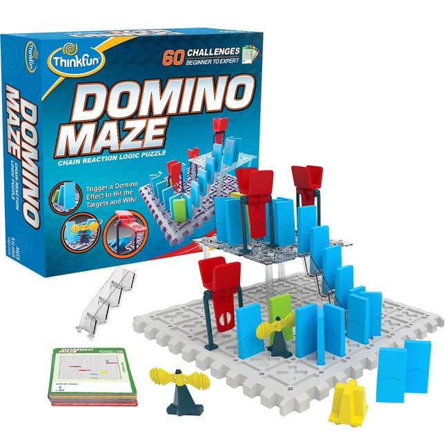 Domino Maze™ - 1 game