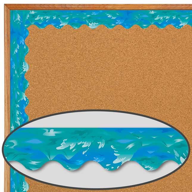 Mega Ocean Classroom Transformation Kit - multi-item kit