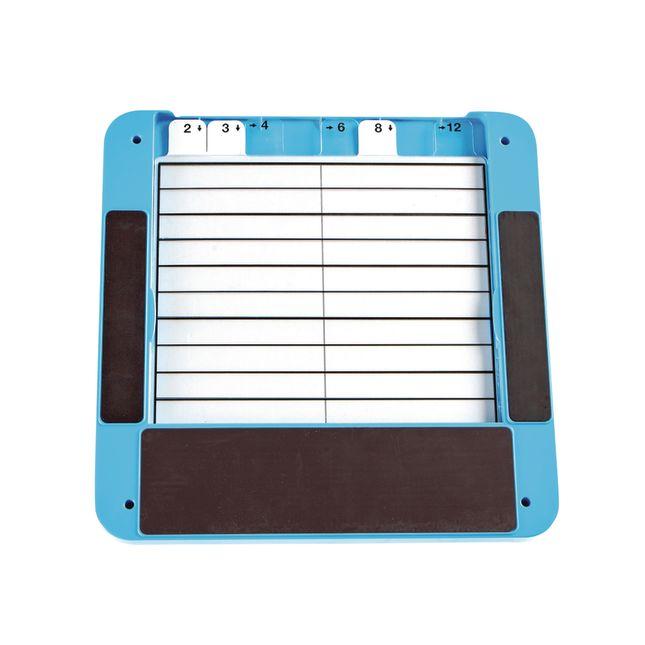 Build-A-Grid, Magnetic Demonstration Grid - 1 grid, 16 grid overlays