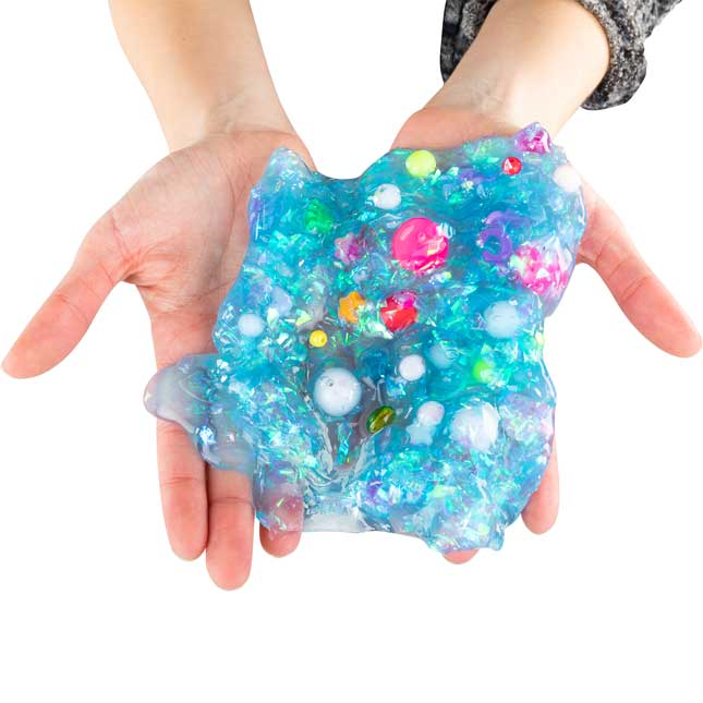 Calming Sensory Slime – Tactile Kit
