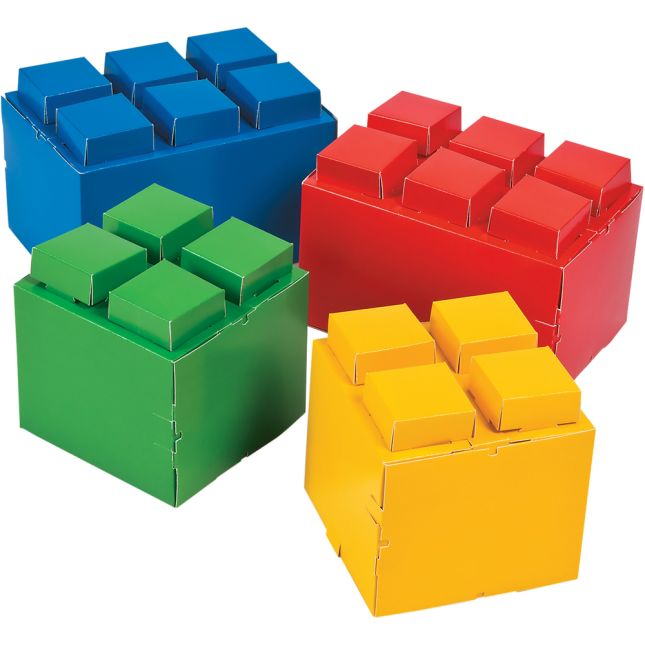 Building Bricks Classroom Transformation Kit - 1 multi-item kit