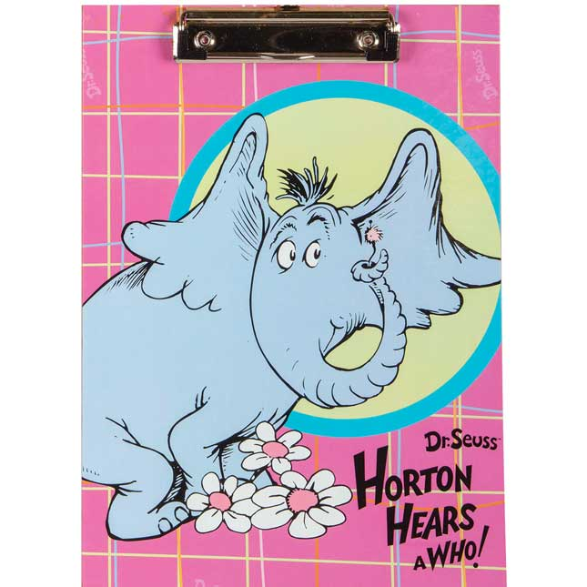 Dr. Seuss™ Clipboards – 3 Pack