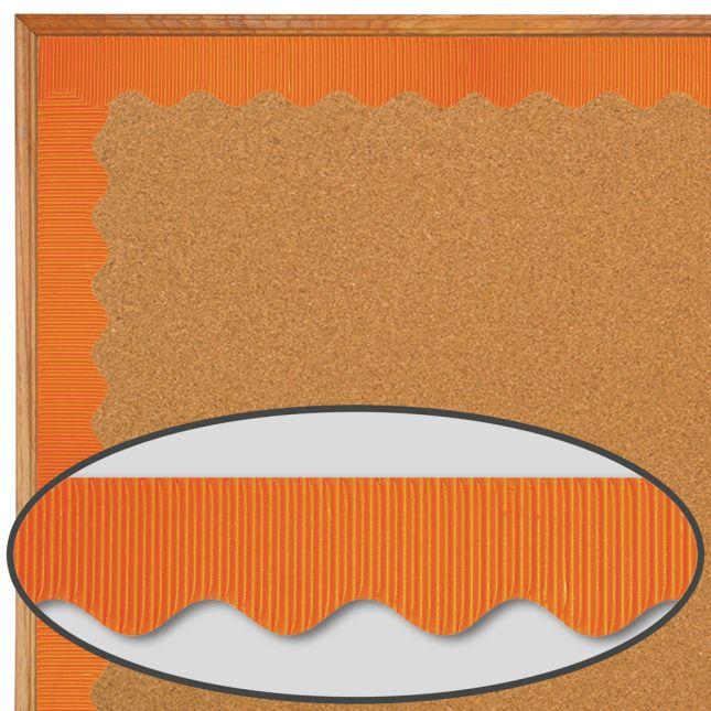 BORDETTE® Orange - 1 roll of trim
