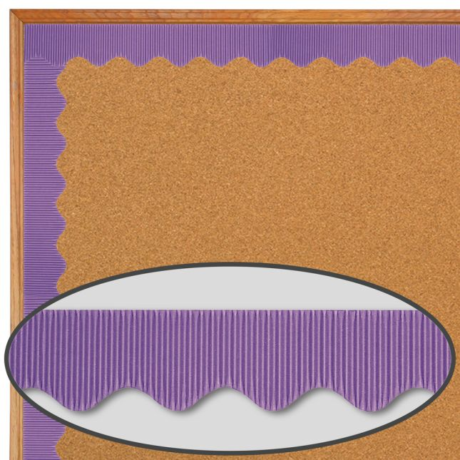 BORDETTE® Violet - 1 roll of trim