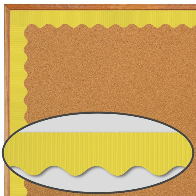 BORDETTE® Canary - 1 roll of trim