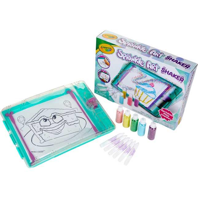 Crayola® Sprinkle Art – Shaker Activity