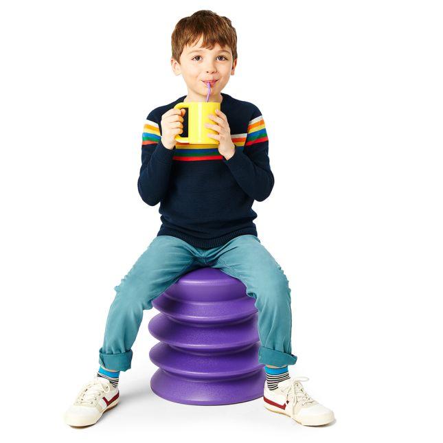KidsErgo Flexible Seating – Blue - Purple