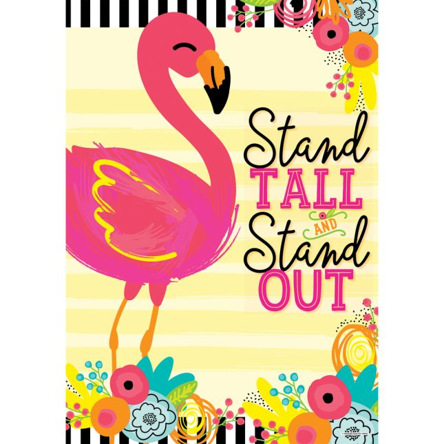 Simply Stylish Tropical Stand Tall And Stand Out Poster - 1 poster_0