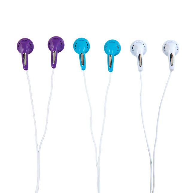 Gadgetz Earbuds - 12 sets