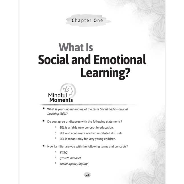 Creating Social And Emotional Learning Environments Book - 1 book
