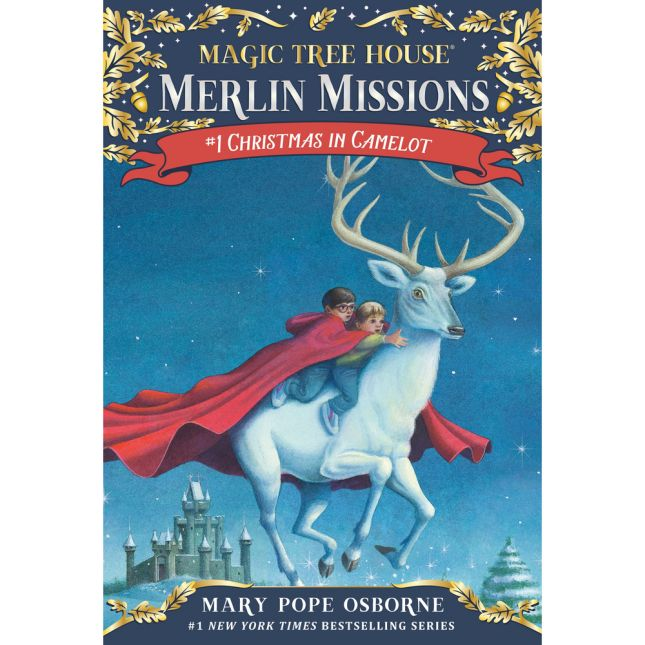 Magic Tree House Merlin Mission Book 1 Christmas In Camelot