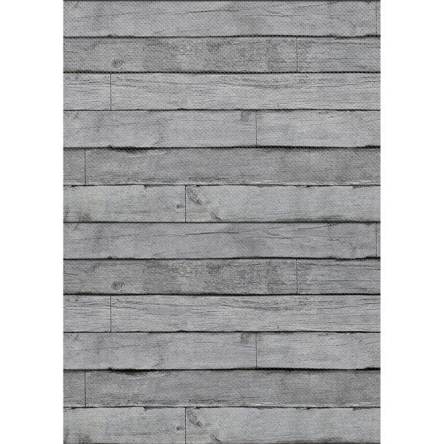 Better Than Paper Bulletin Board Roll  Gray Wood