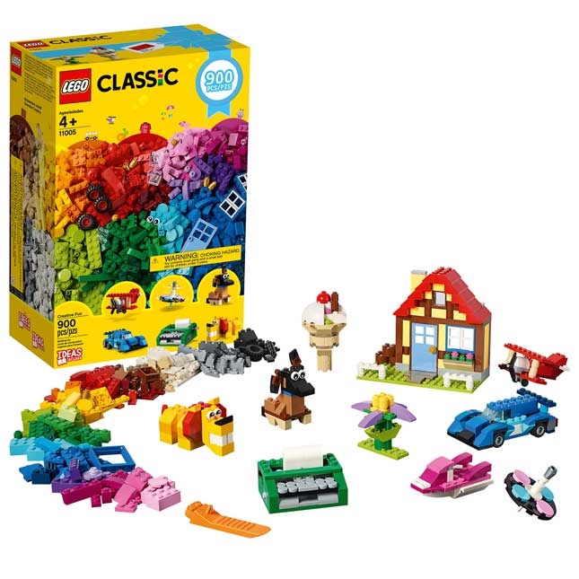 LEGO Creative Fun - 900-piece set
