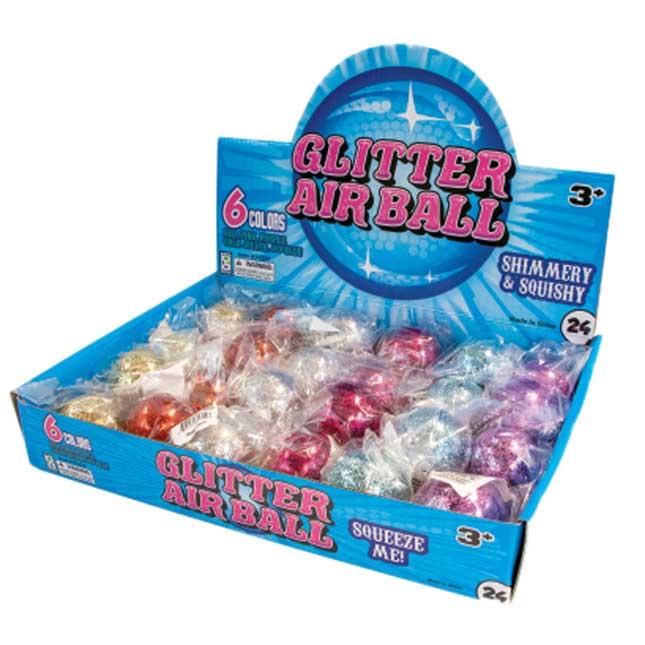 Glitter Air Balls