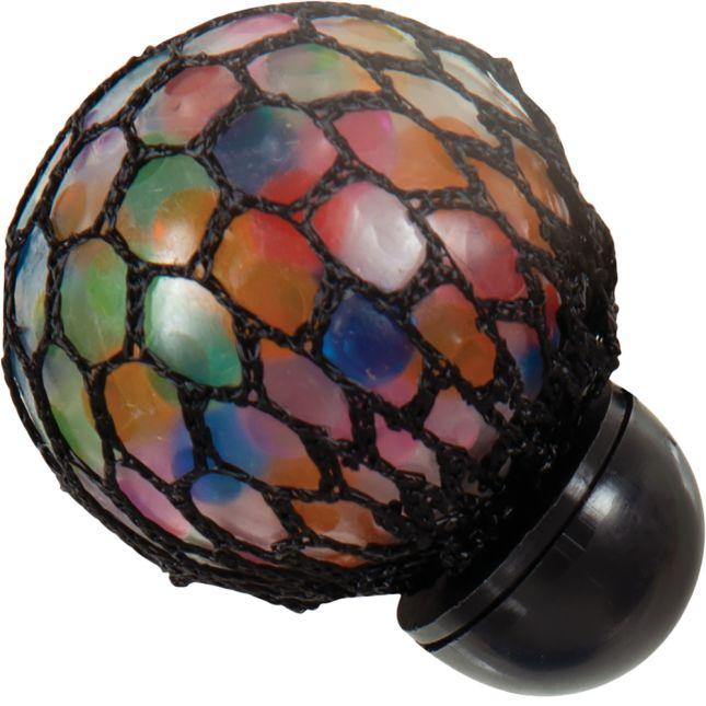 Mini Rainbow Mesh Blobbles Squeeze Balls - 24 balls