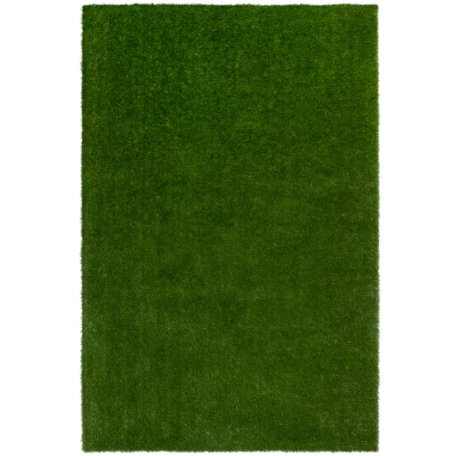 GreenSpace Artificial Grass Area Rug 6  By 9  Rectangle