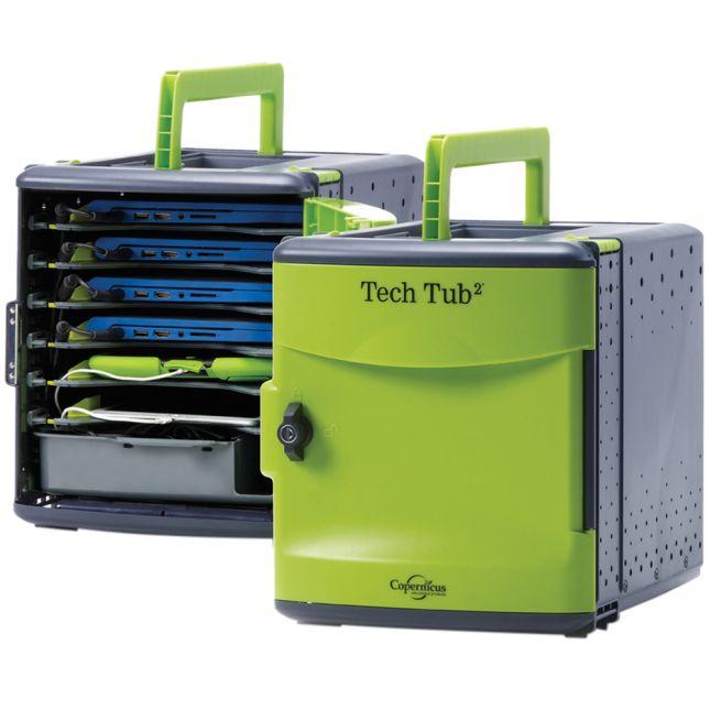Tech Tub2 - 1 charging station