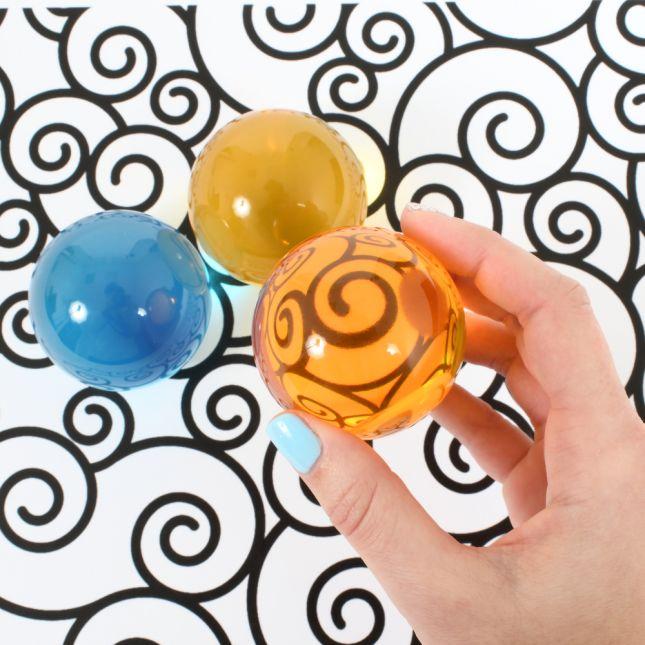 Perception Spheres - 8 spheres