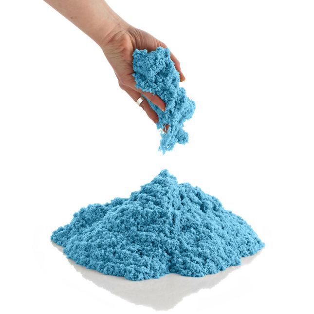 CoolSand 5 Lb Refill Pack   Blue