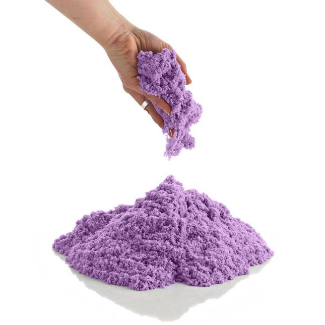 CoolSand 5 Lb Refill Pack   Purple