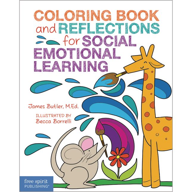 Coloring Book and Reflections for Social Emotional Learning_0
