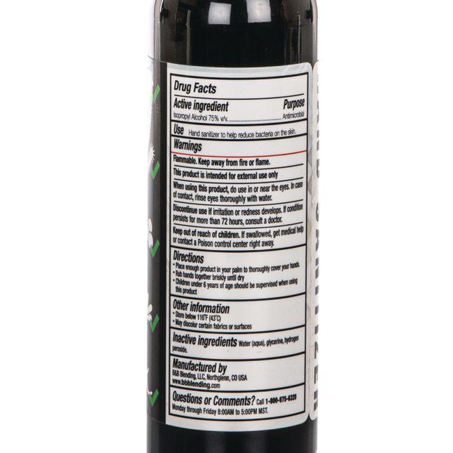 Hand Sanitizer - 8oz Bottle with Sprayer
