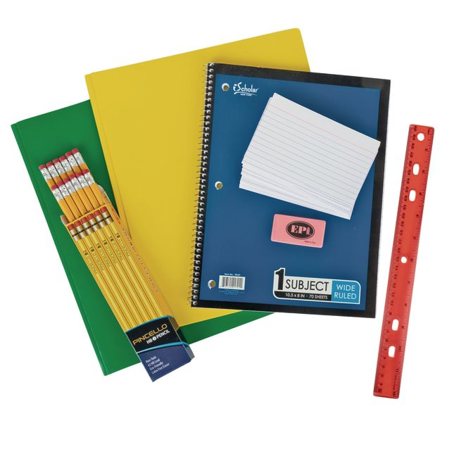 Individual Student Supplies Kit - Intermediate - 1 multi-item kit