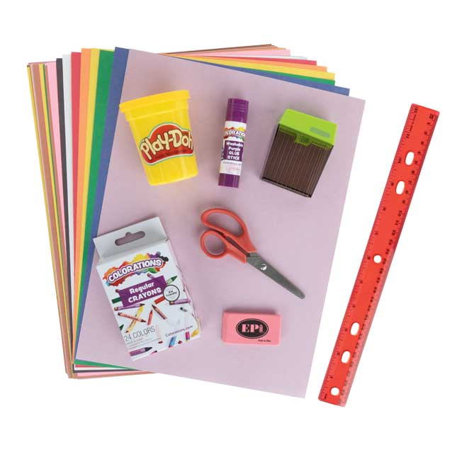 Individual Student Supplies Kit   Elementary