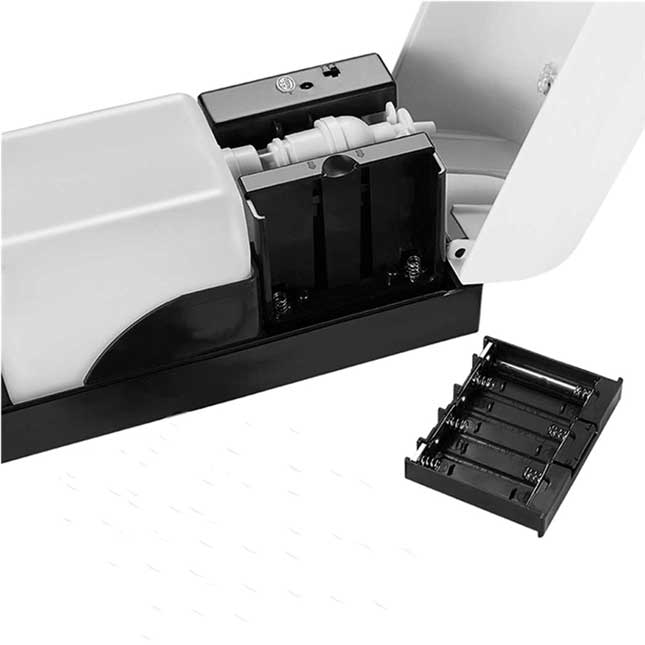 No-Touch Automatic Hand Dispenser Battery-Operated - 1 dispenser