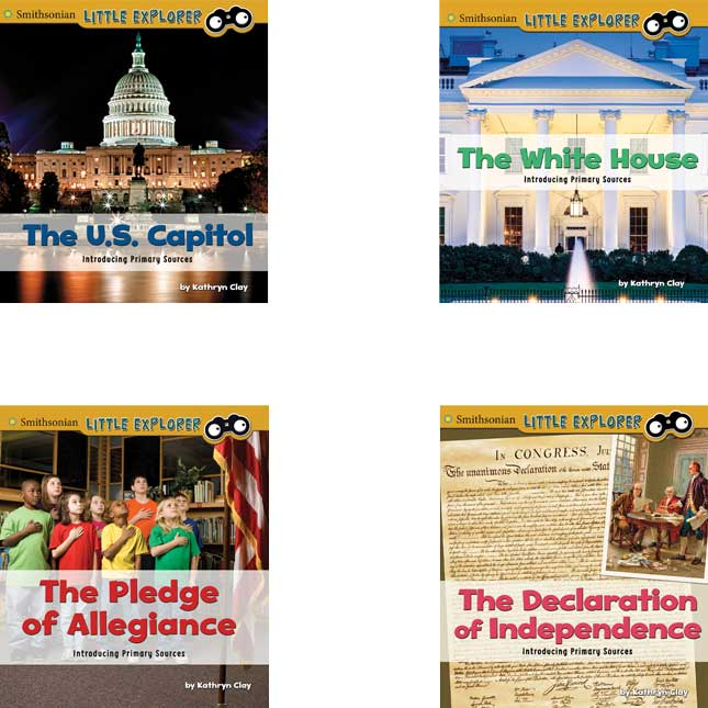 Introducing Primary Sources: U.S. Symbols 9 Book Set