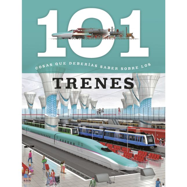 101 Things Things That You Should Know About (101 Cosas que Deberias Saber Sobrelos): 10-Book Set
