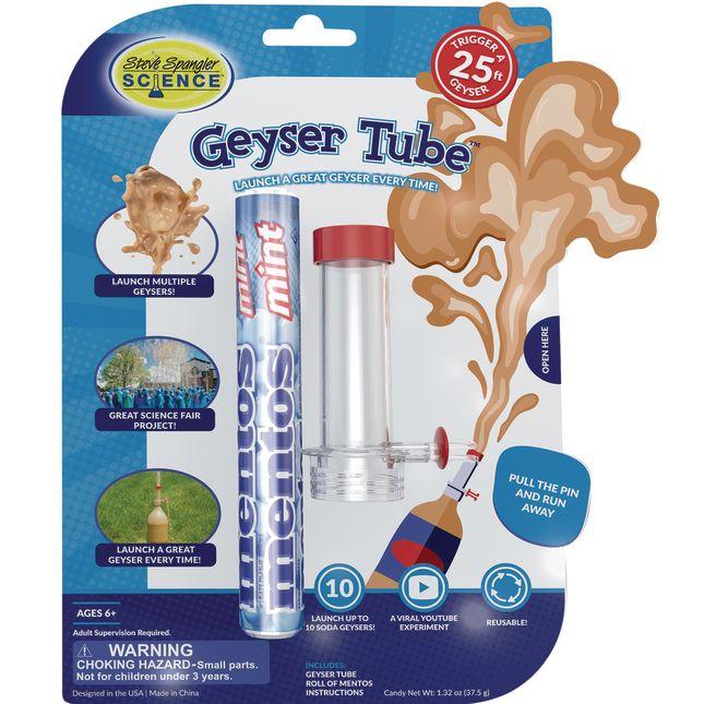 Geyser Tube™ - 25 Pack