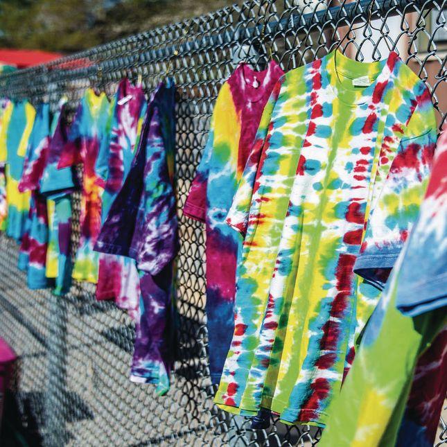 Tie-Dye Classroom Kit