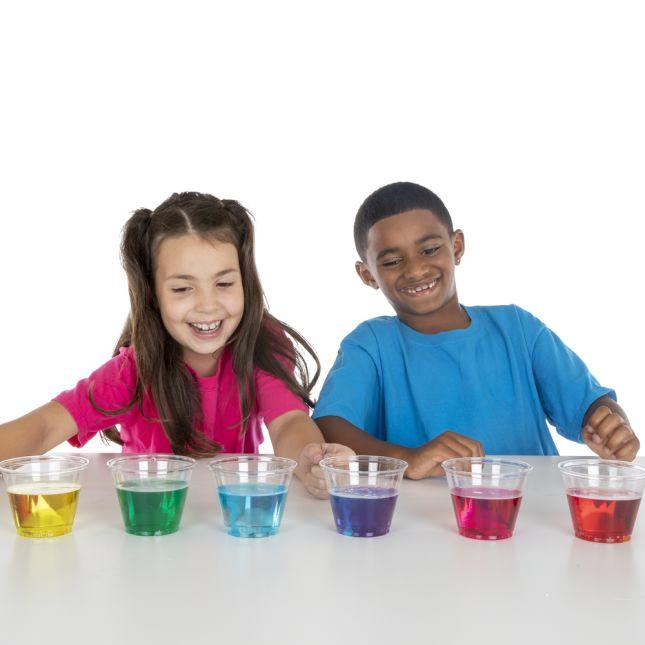 Color Fizzers™ True Color Tablets - 100-Pack